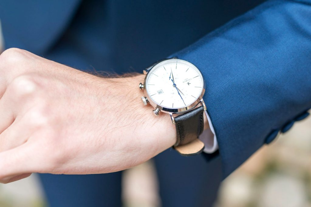 blog mode homme strasbourg lifestyle paris charlie watch montre chronographe