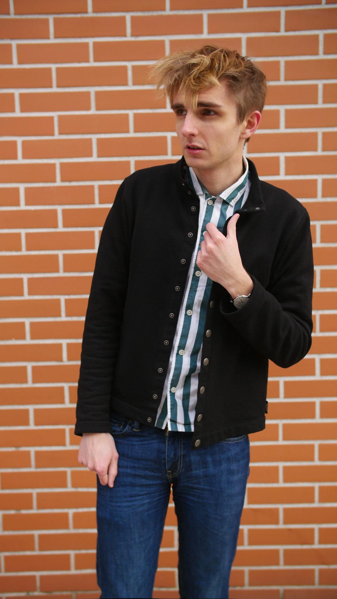 site officiel grandes marques meilleur choix BLOG-MODE-HOMME-Strasbourg-cardigan-agnes-b-chemise-uniqlo ...
