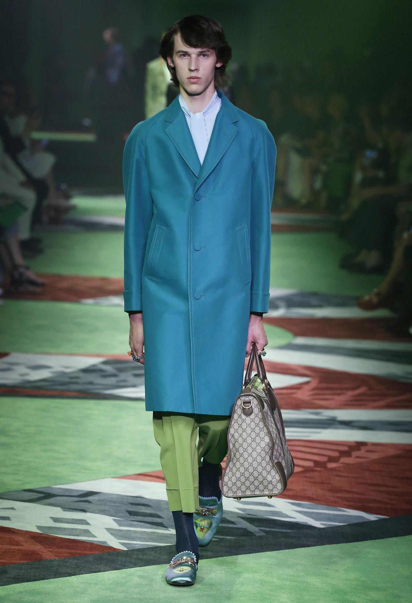 blog-mode-homme-strasbourg-PANTONE-greenery-2017-Menswear-Gucci-5