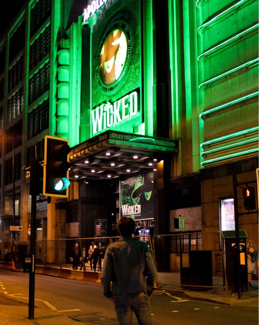 Avis : Wicked à Londres !
