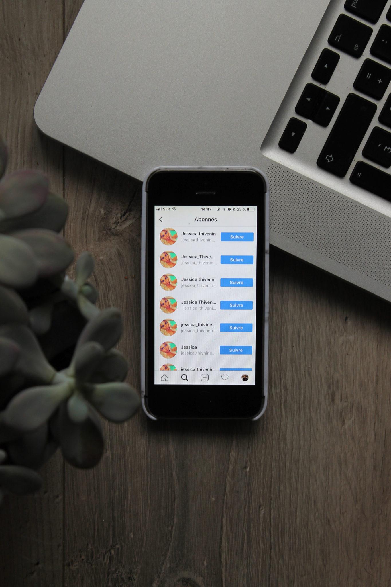 Comment détecter les faux influenceurs sur instagram ?