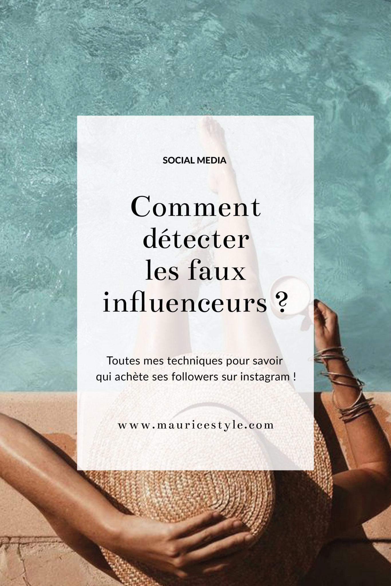 Découvrez comment détecter les faux influenceurs sur instagram ! Vous saurez toutes mes techniques pour savoir quel instagrammer achète ses abonnés / followers sur instagram !