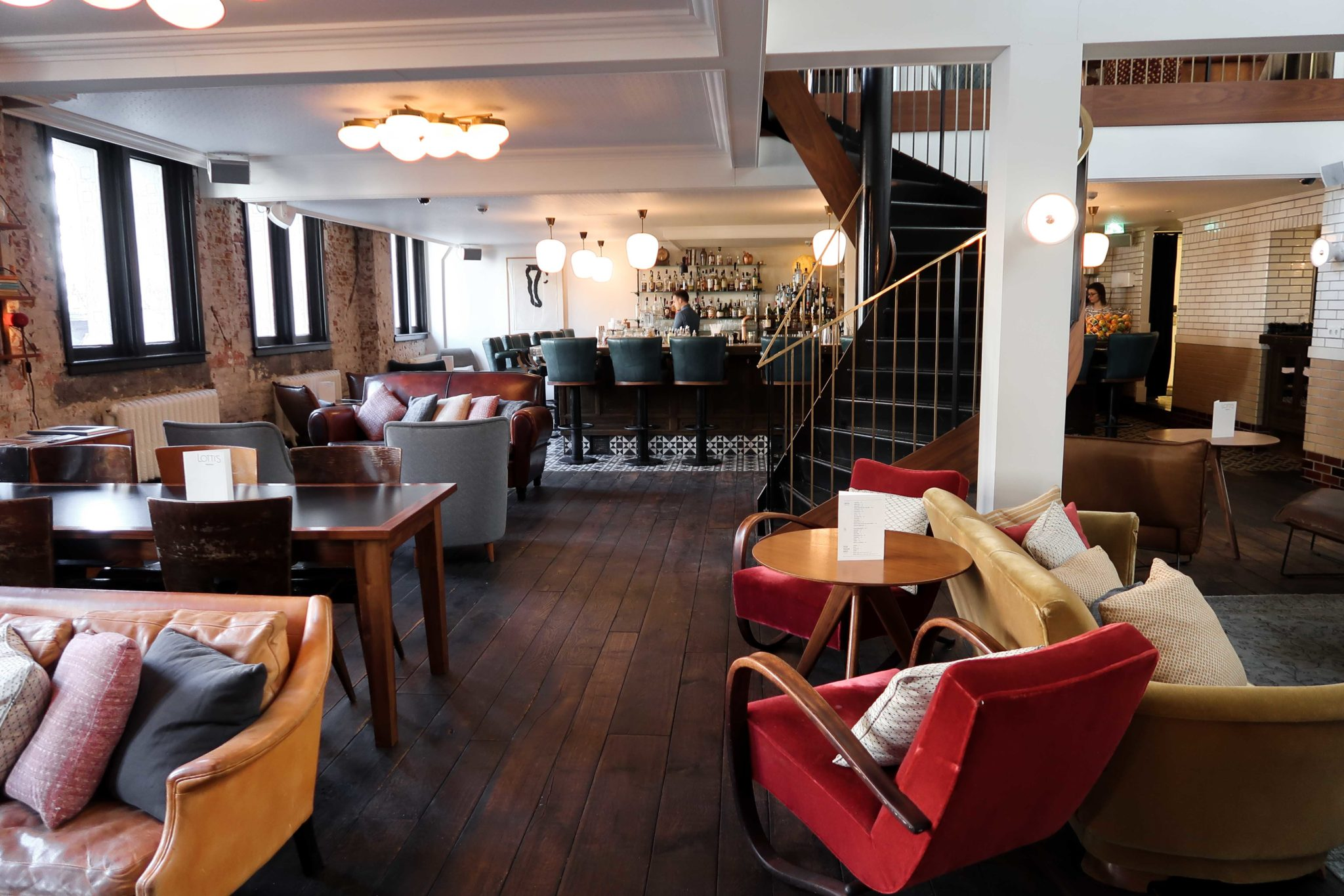 Hoxton hotel amsterdam maurice style travel blog voyage