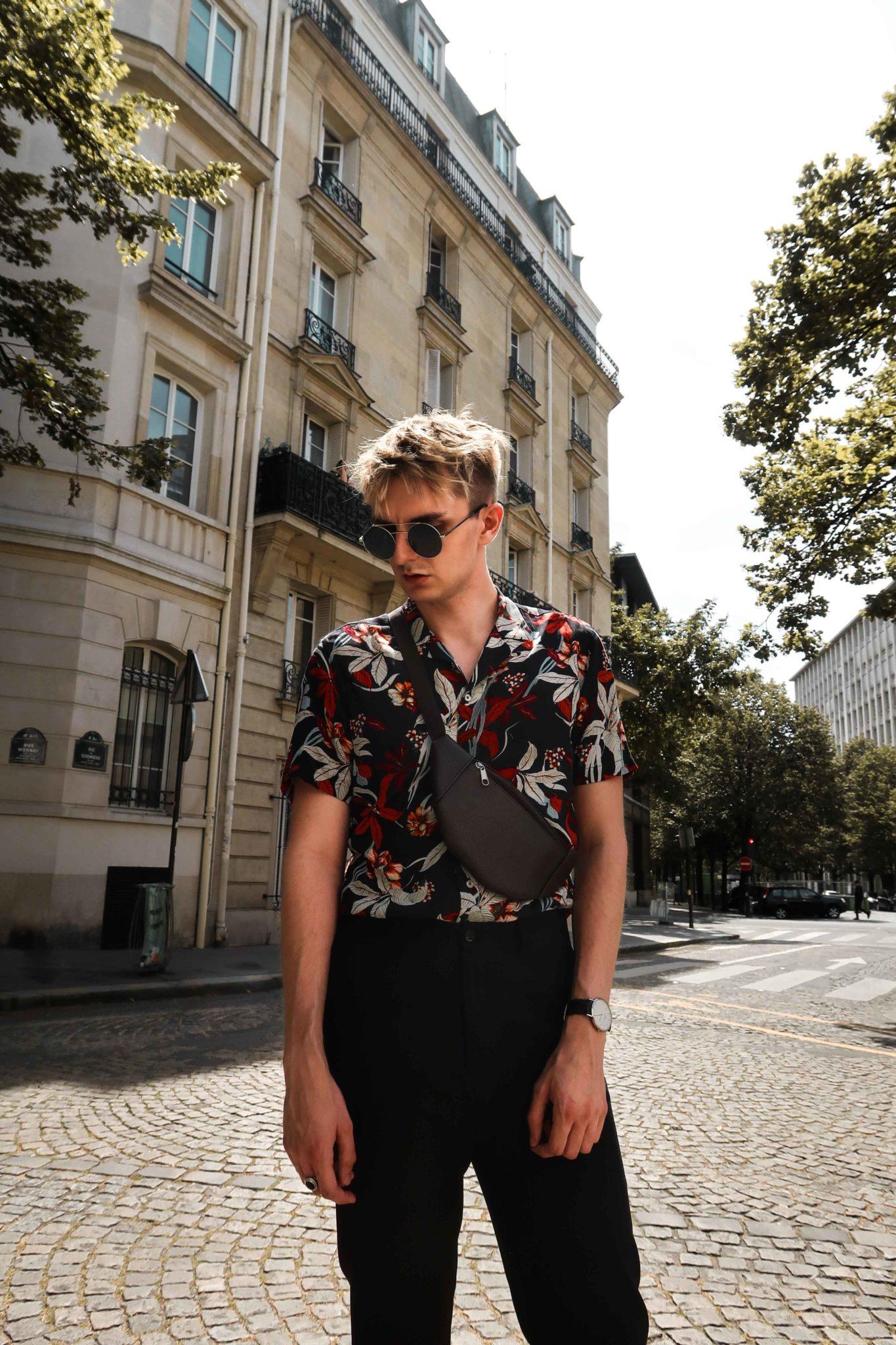Streetstyle Paris fashion week 2018