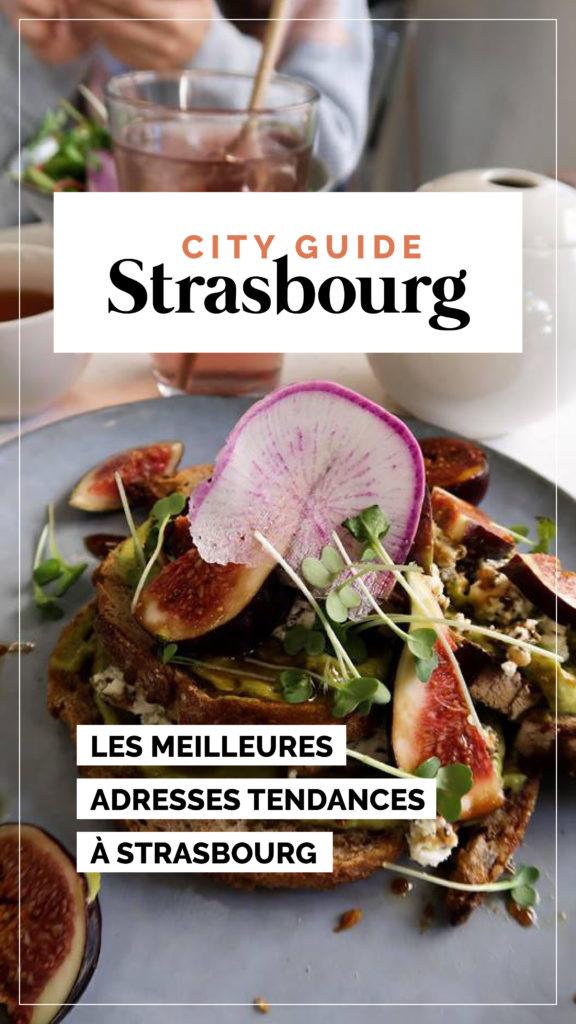 City guide Strasbourg : Découvrez les meilleures adresses tendances à découvrir lors de votre visite à Strasbourg pour un brunch, restaurant ou bar ! #cityguide #strasbourg #voyage #travel