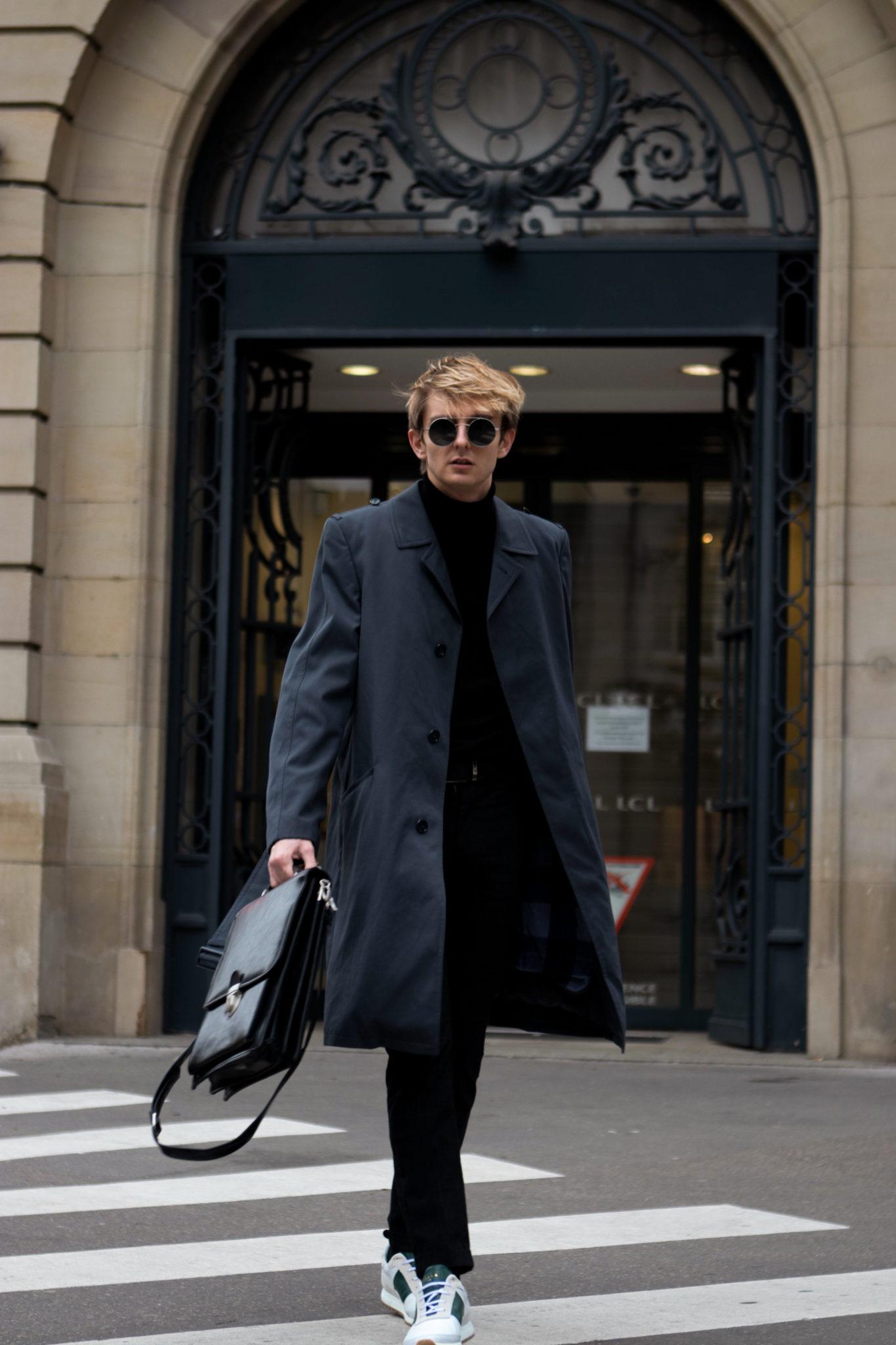 5 bonnes raisons d'acheter vintage - Pourquoi acheter des vêtements d'occasion - Maurice Style - Blog mode homme Strasbourg.