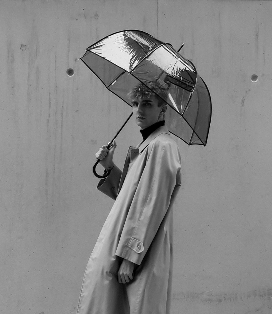 piganiol parapluie transparent haut de gamme