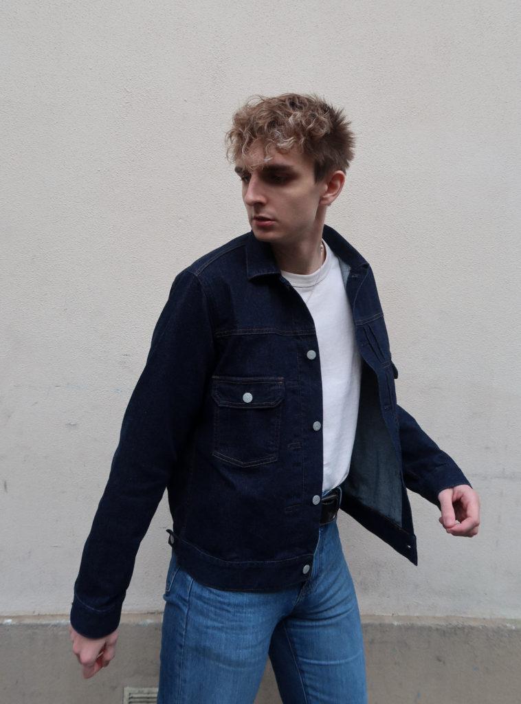 vestes Uniqlo pour hommes en jean printemps 2020 tendances blog mode denim
