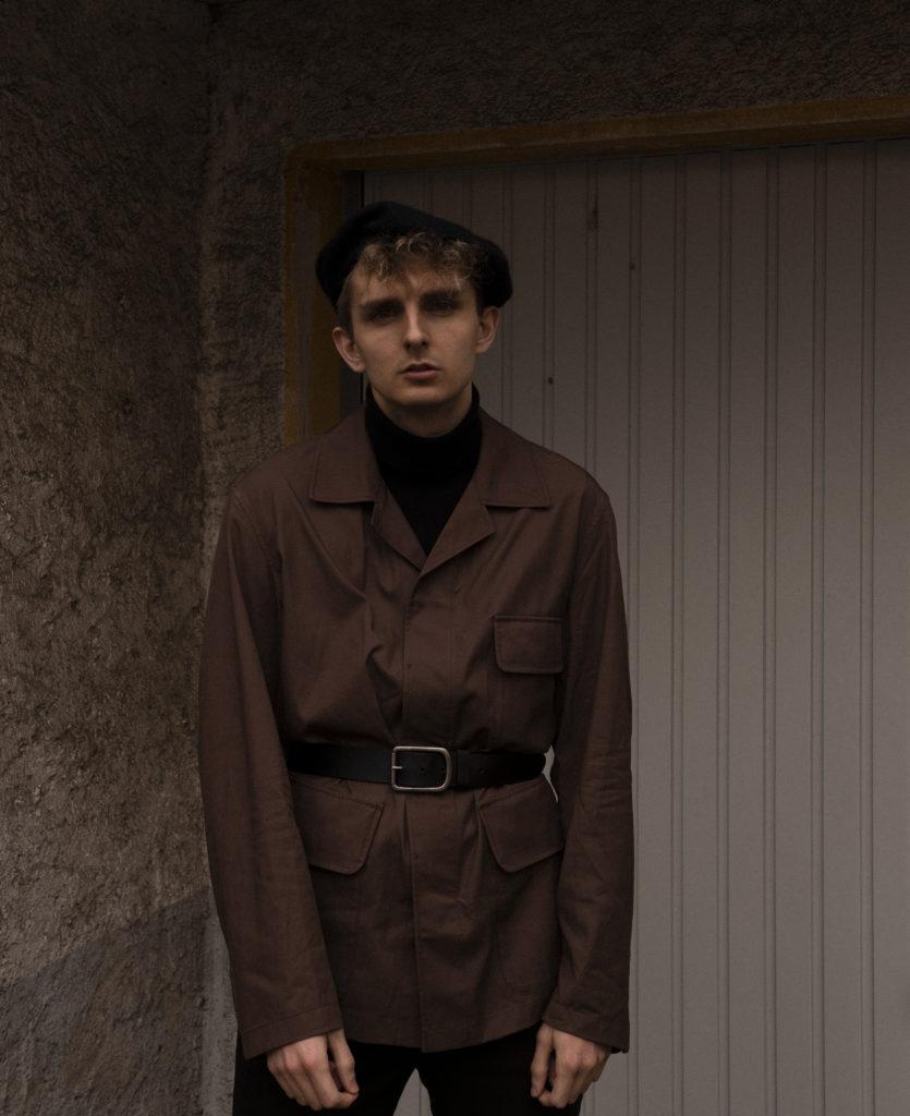 blog mode homme strasbourg uniqlo maurice style veste denim