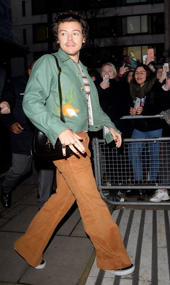 harry styles outfits mode homme