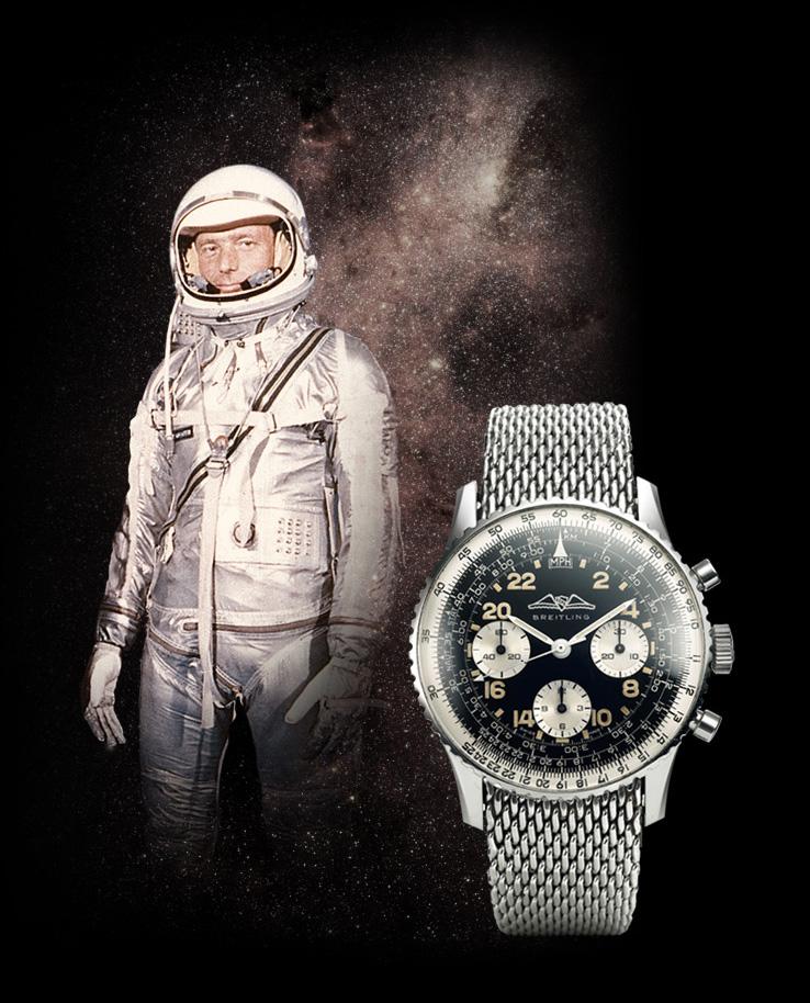 breitling montre legende watchfinder montre occasion moins cher influenceur lifestyle luxe espace